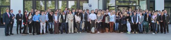 110 neue Studierende beginnen ihr duales Bachelor-Studium