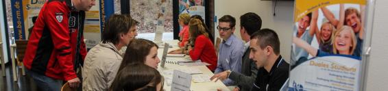 Tag der offenen Tür & Recruiting Day 2014