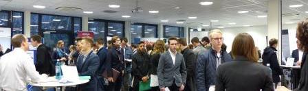 Weiterer erfolgreicher Speed-Dating Bewerbernachmittag an der Berufsakademie Rhein-Main