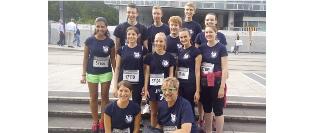 Dual gewinnt –Studierende und Mitarbeiter der BA Rhein-Main beim J.P. Morgan Case Lauf