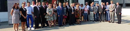 Auszeichnung der BA Rhein-Main beim Unternehmer-Frühstück