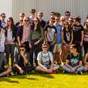 Das Neue Gymnasium Rüsselsheim zu Gast an der BA Rhein-Main