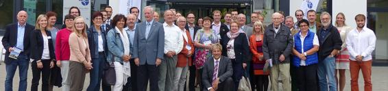 Kreistag Offenbach zu Gast bei der Berufsakademie Rhein-Main