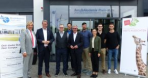 Staatssekretär Patrick Burghardt besucht die BA Rhein-Main