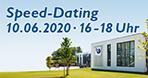 Open Air Speed Dating an der Berufsakademie Rhein-Main – ein toller Erfolg!