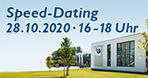 Jetzt anmelden: 28. Oktober – Speed-Dating & Bewerbertag für das WS 2021