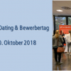 Speed-Dating am 30.Oktober mit bester Resonanz